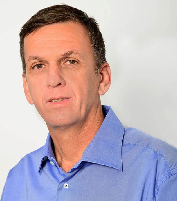 """אריאל פינטו מנכ""""ל מרצדס : תמהיל ושירות הביאו להצלחה. צילום: יח""""צ"""