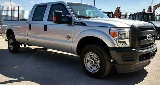 חוששים מהתדרדרות איזורית? אולי תעברו לרכב משוריין? חקלאי מאויים? קבלן באיזור רווי צלפים? נסה את פורד F350! צילום באדיבות www.bastion-hls.com