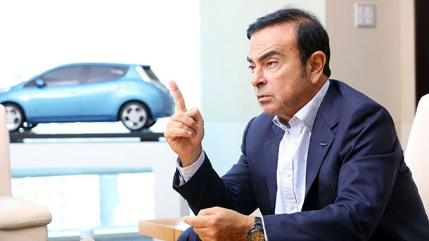 """יו""""ר קונצרן רנו-ניסאן-מיצובישי חושב שכדי שהרכב החשמלי יצליח הוא צריך להיות נגיש יותר ותכליתי. צילום: ניסאן"""