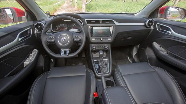MG ZS בישראל עם מחיר שמתחיל מ-99,999 שקלים ותהליך מכירה דיגיטאלי מלא. 5 שנות אחריות או 150 אלף קילומטרים. צילום: רונן טופלברג