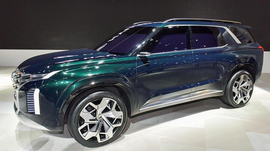 זה יונדאי HDC - קונספט המרמז על העיצוב העתידי של רכבי יונדאי. צילום: יונדאי