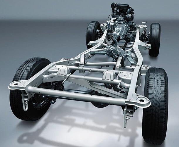 איזה מותק! סוזוקי ג'ימני החדש מסתמן כרכב שטח של ממש עם סרנים חיים, טרסנפר אמיתי ועיצוב תכליתי. אהבנו! צילום: סוזוקי