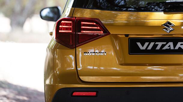 סוזוקי ויטארה חדשה לשנת 2019 - עם עידכונים קוסמטיים קלים, דור מנועי טורבו חדש ומערכות בטיחות אקטיביות מקוריות. צילום: סוזוקי