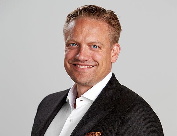 זה מר הנריק גרין והוא רוצה שתהנו יותר מהוולוו שלכם. צילום: וולוו