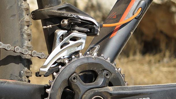 מבחן אופניים ק.ט.מ. אולטרה 1964. 29 אינצ'ים והתאמה מצויינת למי שמחפש חוויות טובות ראשונות בשטח. המחיר 4900 שקלים. צילום: רוני נאק