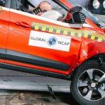 זה רכב הפנאי הבטוח ביותר בהודו - טאטא נקסון שקבל 4 כוכבי בטיחות. צילום: NCAP