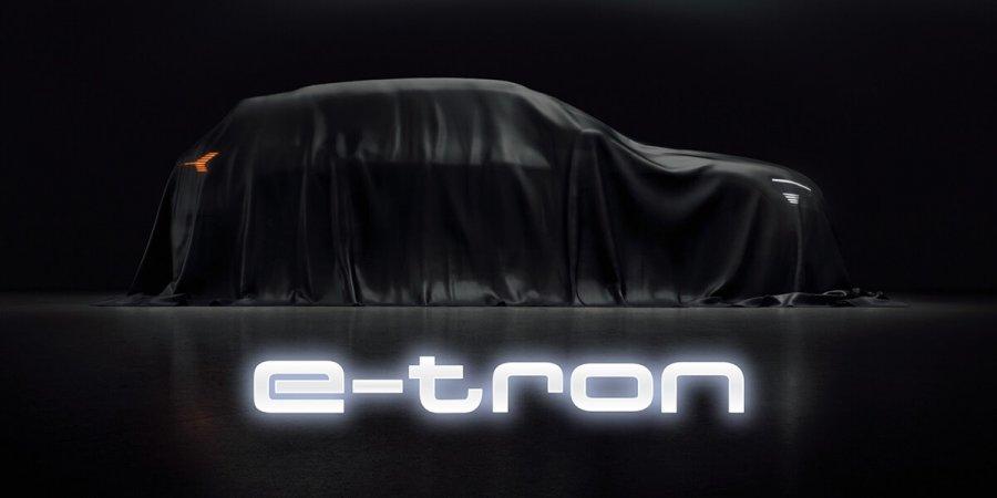 """אאודי עתידה לחשוף רכב פנאי חשמלי מלא בספטמבר הקרוב. e-tron עם """"כלים דיגיטאליים אינטגרליים"""" שווה! צילום: אאודי"""