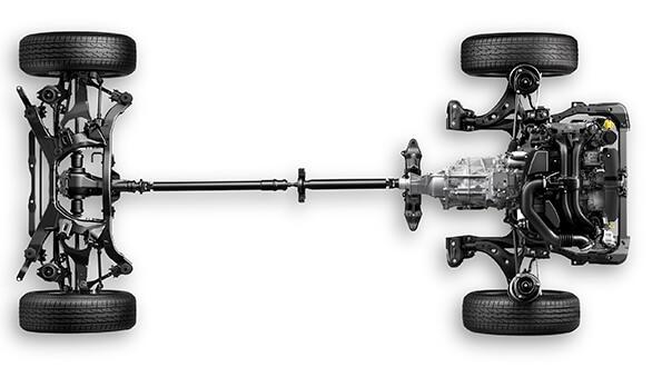 מחפשים את הבאר בלב הנגב עם סובארו פורסטר SX החדש - יכולת משולבת נפלאה בכביש ובשטח לחבילה רבת יכולת. ההנעה היא כפולה קבועה ומעבירה כוח בו זמנית לכל הגלגלים. במצב של אבדן אחיזה יעבור כוח אוטומטית לגלגל האוחז טוב יותר. צילום: סובארו