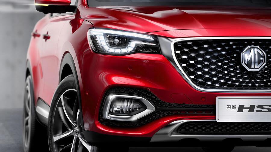 עדיין לא סגור האם יגיע לשוק האירופאי - ומשם אלינו - MG HS מכוון למרכז הסגמנט הלוהט ביותר של רכבי הפנאי. צילום: MG