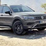 לרוסיה מרוסיה באהבה. גרסה מיוחדת לשוק הרוסי של פולקסווגן טיגואן עם יכולת משופרת בתנאי דרך קשים. צילום: VW