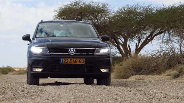 קבוצת VW משאירה את המתחרים מאחור עם זינוק של 7% במכירות הקבוצה במחצית הראשונה של 2018. צילום: רוני נאק