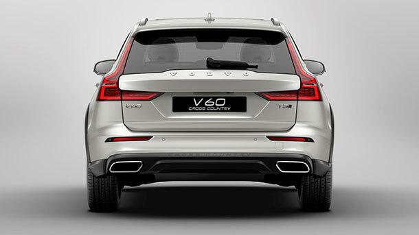 וולוו V60 קרוסקאנטרי - שימושית כמו סטיישן ובעלת יכולת כמו רכב שטח בזכות מרווח גחון גבוה והנעה כפולה. בעתיד צפויה גרסת PHEV. צילום: וולוו