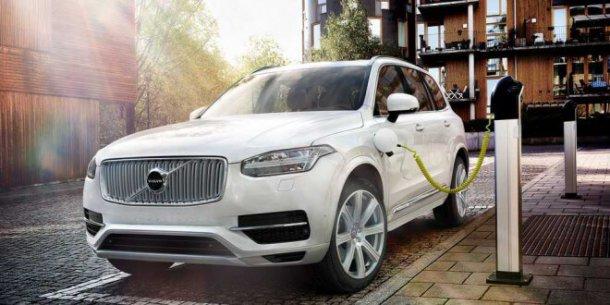 בריטניה מפתיעה ועוצרת מענקים למכוניות היברידיות הסיבה: רוצים מעתה לעודד מעבר למכוניות חשמל ומימן. צילום: וולוו