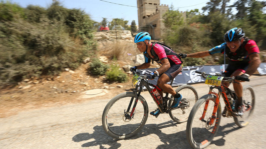 היום הראשון של FORD EPIC ISRAEL - קשוח, מהיר ומלא דרמה. צילום: רונן טופלברג/תומר פדר