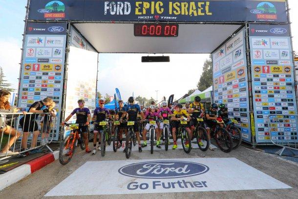 פורד אפיק ישראל 2018 - מפעל הנצחה מדהים שרק גדל משנה לשנה. צילום: תומר פדר