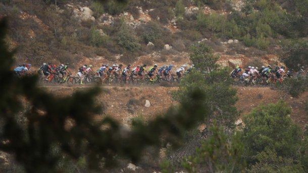 """יום שלישי """"קל"""" ומהיר לחבורת החוד. 60 קילומטרים ו-1350 מטרים של טיפוס. צילום: sport photografy"""