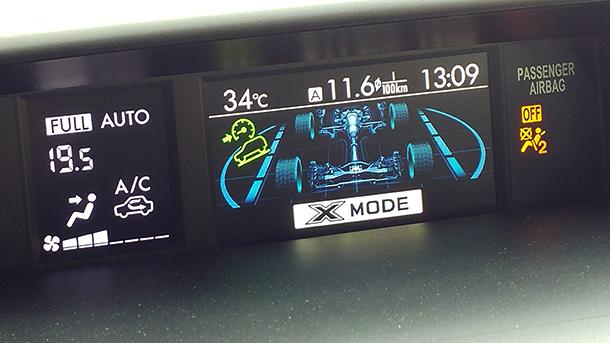 X-MODE של סובארו לוקח את כל היתרונות של מערכת ההנעה האייקונית של סובארו והופך את נהיגת השטח לנחלת הכלל - על הדרך המכוניות של סובארו עוד יותר בטוחות. צילום: שטח