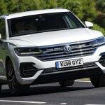 פולקסווגן טוארג החדש מתחיל להיות משווק בישראל - המחיר מ-500 אלף שקלים. צילום: VW