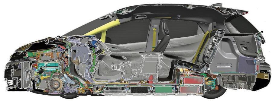 caresoft מדטרויט סורקת בתלת מימד מכוניות חדשניות ומוכרת את המידע לכל מי שמוכן לשלם. צילום: CARESOFT