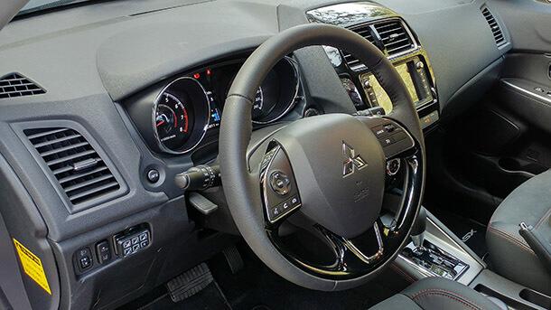מיצובישי ASX - יותר מנוע, יותר איבזור, יותר בטיחות והרבה יותר סטייל. המחיר? כמו של משפחתית. צילום: מיצובישי