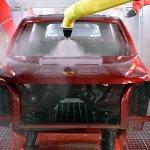 "VW רוצה יותר - שמה עין על מפעלי פורד בארה""ב. כאן המפעל בקנטאקי. צילום: פורד"