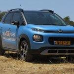 יבואנית סיטרואן מורידה עד כ-8000 שקלים ממחיר רכב הפנאי c3 aircross. צילום: רוני נאק
