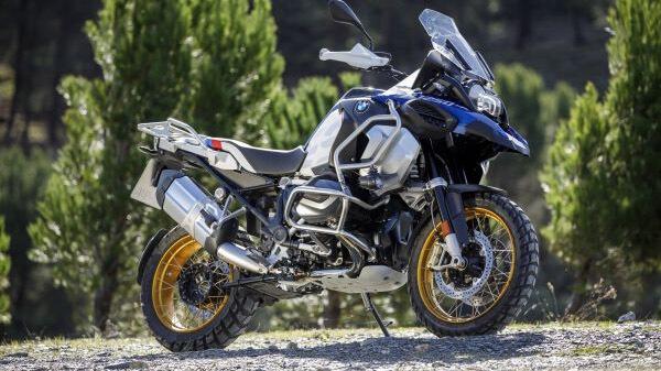 דור חשד של אופנועי ב.מ.וו GS - המחיר מתחיל מ-160 אלפי שקלים. צילום: BMW