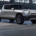 אמאזון ו-GM קונות 49% מיצרנית הטנדרים וה-SUV ריוויאן. קיצור דרך ל-GM לקראת טנדר חשמלי? צילום: RIVIAN