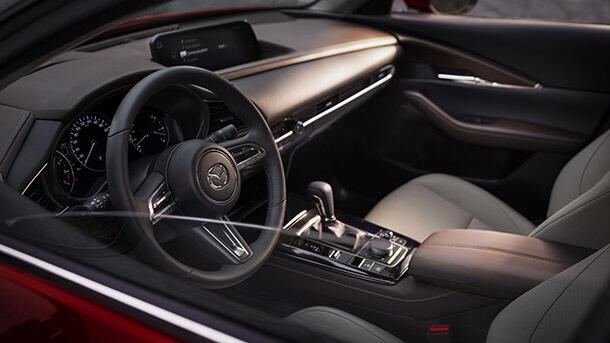 הנה מאזדה CX30 - רכב פנאי חדש שיתברג בין CX3 ל-CX5. צילום: מאזדה