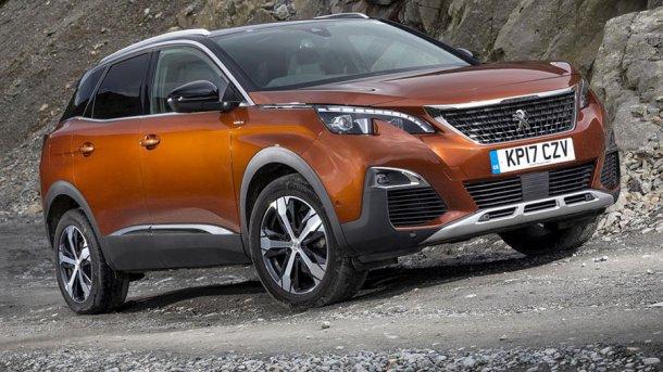 קבוצת PSA ניצבת בסוף 2018 כיצרנית הרכב האירופאית הרווחית ביותר. פיג'ו 3008 אחד ממנועי הצמיחה העיקריים של PSA. צילום: פיג'ו