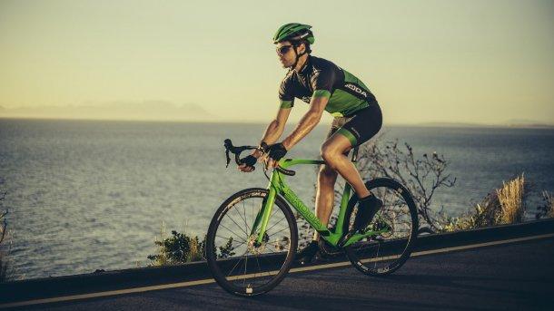 סקודה - כן ההיא מהאוקטביה - מציגה ליין חדש של אופניים לשנת 2019. אהבנו! צילום: סקודה
