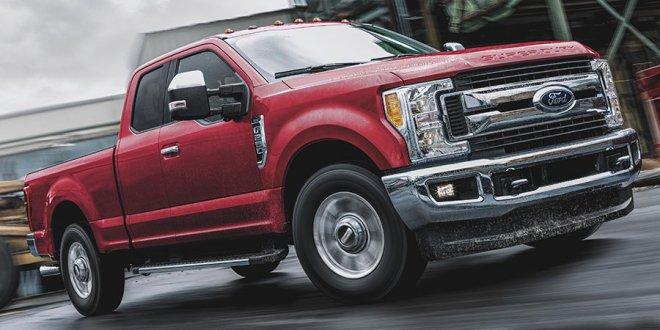 רק 225 אלפי שקלים וגם אתם תוכלו לנהוג במשאית אמריקאית. פורד F250 מגיע לישראל. צילום: פורד