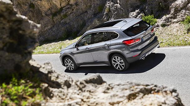 ב.מ.וו מציגה X1 מעודכן - גרסת PHEV היברידית רק באמצע השנה הבאה. צילום: BMW