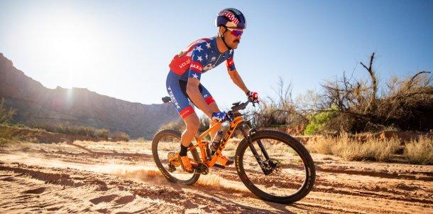אופני TREK TOP FUEL מדגמי 2020. עם שלדה חדשה, מהלך מתלה ארוך יותר ומנעד שימושים רחב יותר. השפם לא כלול. צילום: TREK
