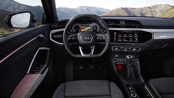 Audi Q3 החדשה בישראל. החל ב-254 אלפי שקלים. צילום: אאודי