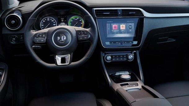 השבוע תחשוף MG את הגרסה החשמלי של רכב הפנאי ZS. צילום: MG