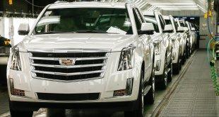GM מזרימה כספים למפעלה בטקסס לקראת תחילת היצור של SUV גדול וחדש. צילום: GM