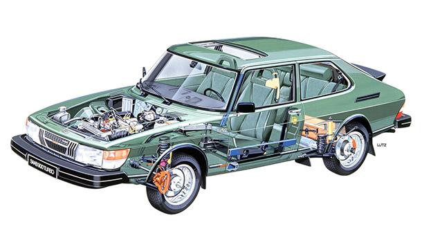 מכירה פומבית של הרכב האחרון שיוצר מכל החלקים המקוריים של SAAB. בעניין? צילום: NEVS