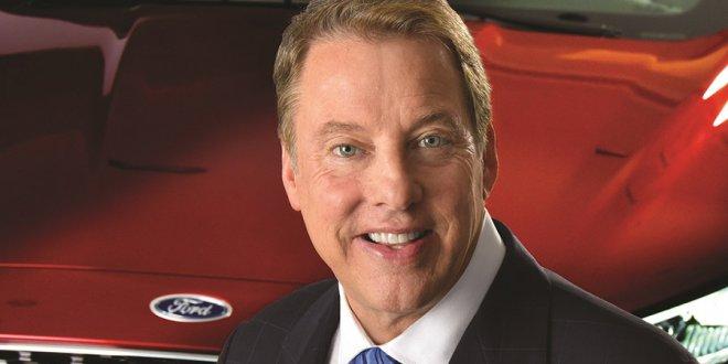 """ביל פורד ג'וניור. יו""""ר יצרנית הרכב פורד יפתח מחר את כנס אקומושן 2019. צילום: פורד"""