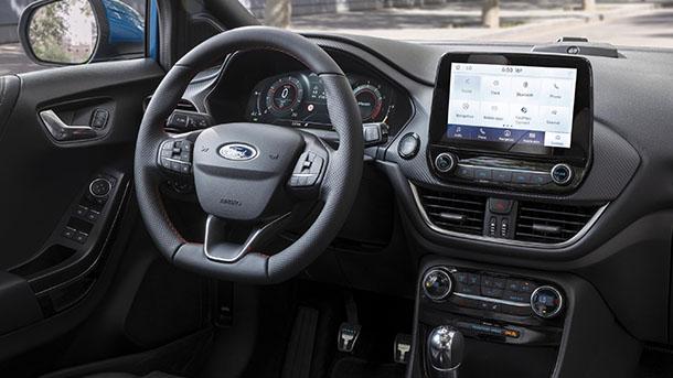 פורד פומה - שם ישן לרכב פנאי קטן וחדש של פורד. יש גם גרסה היברידית ואופק לשיווק בישראל. צילום: פורד