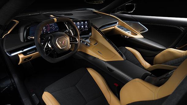 קוקפיט דיגיטאלי מלא עם מצבי נהיגה רבים ויכולת לקבל עידכוני תוכנה מהרשת. צילום: GM