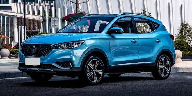 MG ZS חשמלי מלא מתחיל שיווק בשוק האירופאי במחיר מאד אטרקטיבי. יגיע גם לישראל. צילום: MG