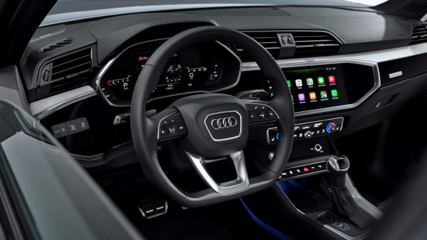 Audi Q3 Sportback - עם עיצוב ושרירים בשנה הבאה בישראל. צילום: AUDI