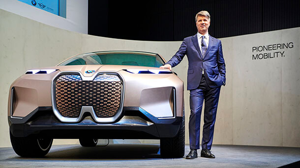 קרוגר - איבד את הבכורה למרצדס ולא הצליח להחזיר את המקום הראשון ל-ב.מ.וו. ירידה ברווחיות מסמנת את סוף הקדנציה שלו. צילום: BMW