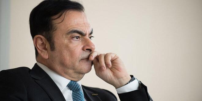"""קרלוס גוהן - לשעבר היו""""ר הכל יכול של רנו-ניסאן-מיצובישי תובע בשל אי קיום הליך פיטורים מסודר. צילום: רנו"""