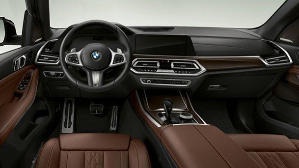 """ב.מ.וו X5 פלאג-אין הייבריד החדש. 600 אלף שקלים, 400 כוחות סוס, 61 קג""""מ ו-16 רמקולים. צילום: BMW"""