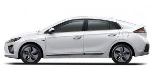 יונדאי איוניק מתעדכן. הרכב הנמכר בישראל מקבל שורה של שיפורים. החל ב-136,900 שקלים. צילום: יונדאי