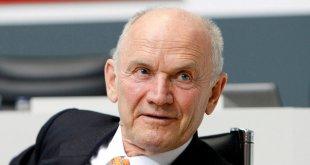 פרדיננד פיך ,82, מת הלילה בבוואריה. צילום:DW