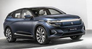 """מנכ""""ל ומייסד BYTON הסינית המייצרת כלי רכב חשמליים """"פרימיום"""" מבקר בישראל. צילום: BYTON"""