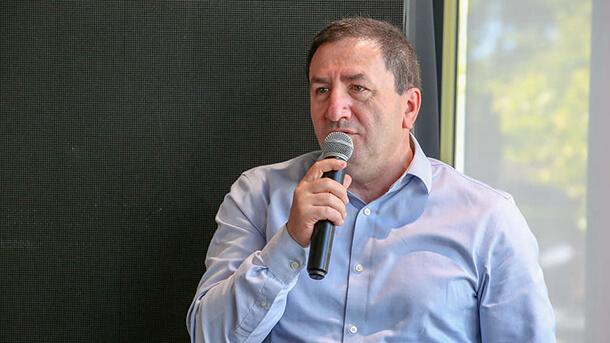 """דני שביט מנכ""""ל קבו' לובינסקי יבואנית MG"""